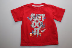 Just Do It Graphic Tee - Kiwi'z Klozet