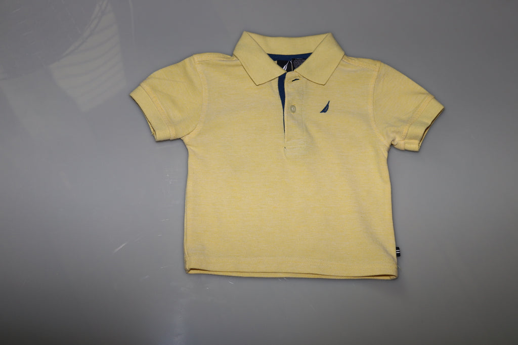 2pc Short Sleeve Polo & Short Set