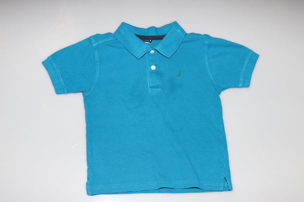 Short Sleeve Mesh Polo