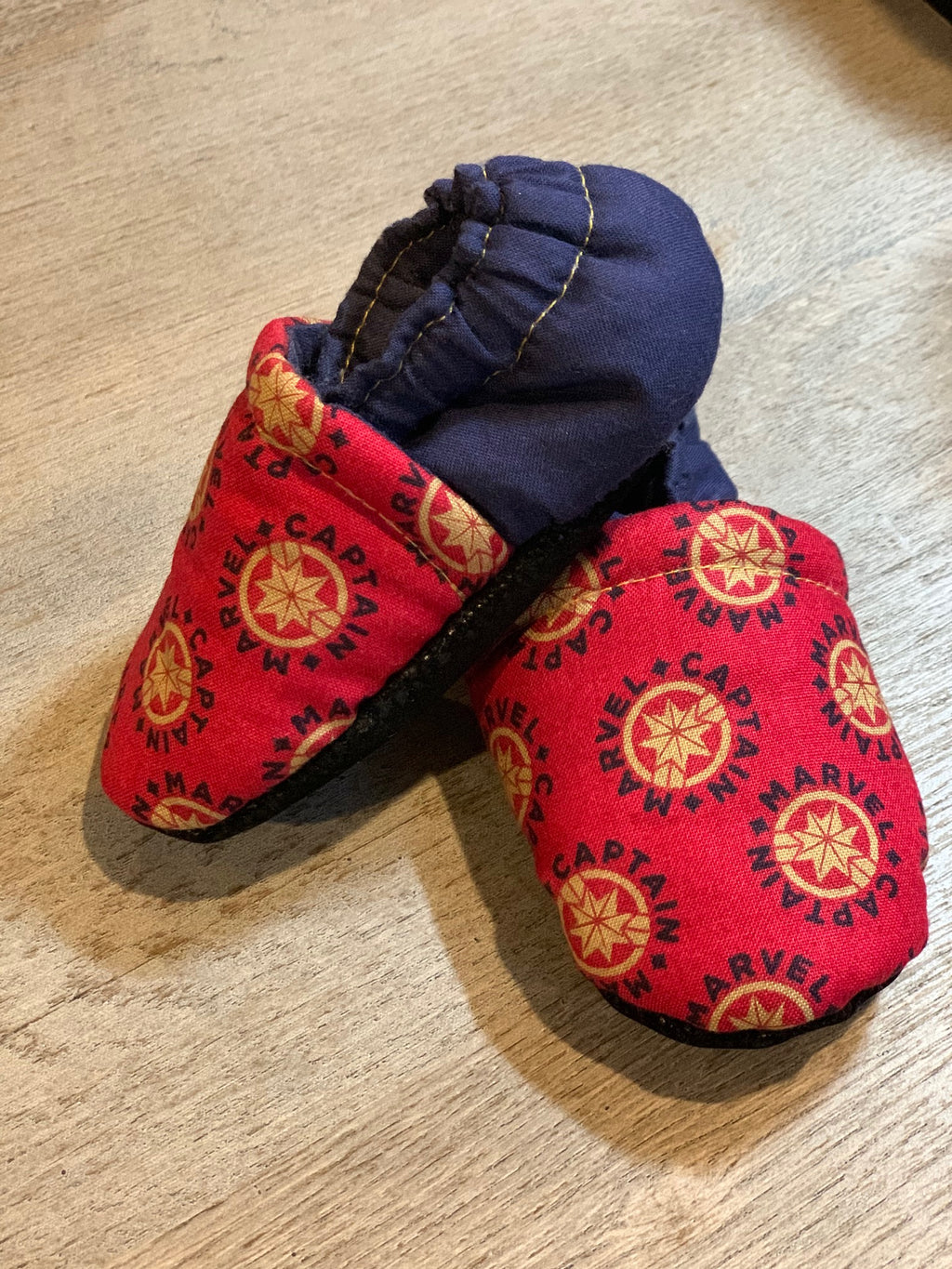 Captain Marvel Moccasin