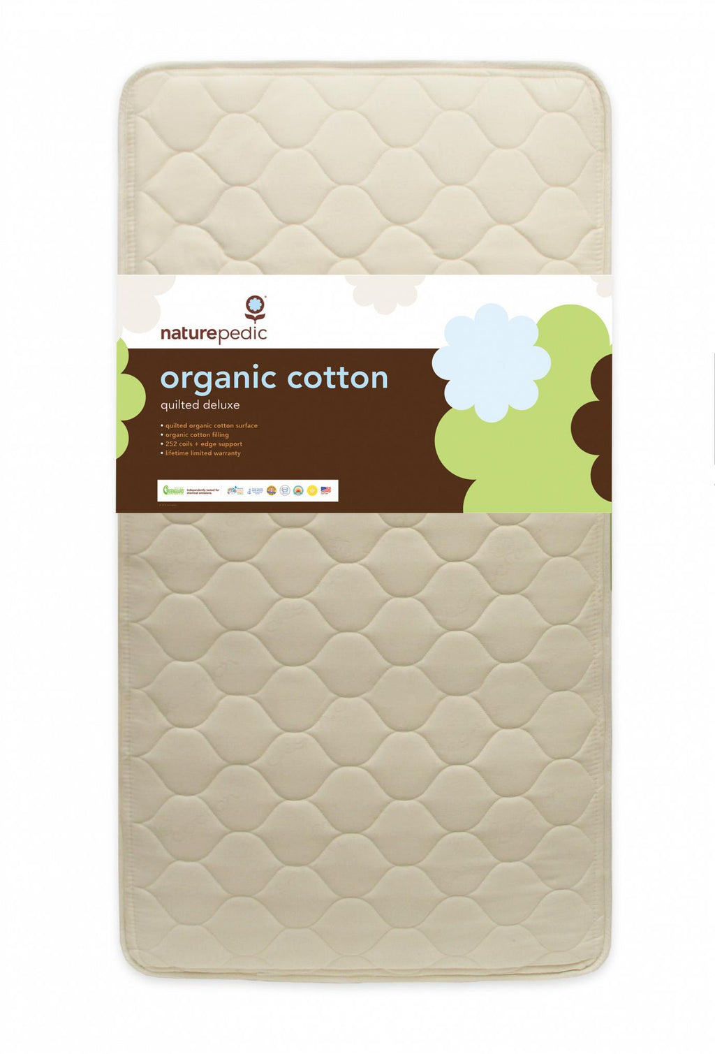 Quilted Organic Cotton Deluxe 252