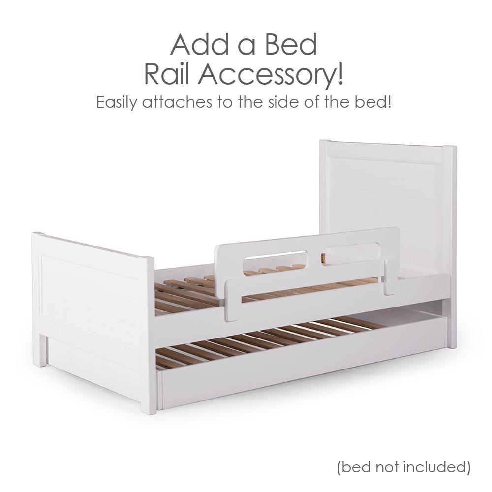 Nesto Bed Rail - White