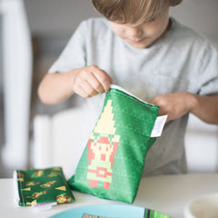 Reusable Snack Bag, 3 Pack: The Legend of Zelda
