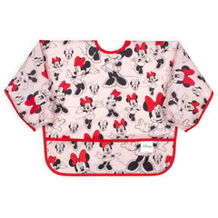 Disney Baby Sleeved Bib: Minnie Mouse