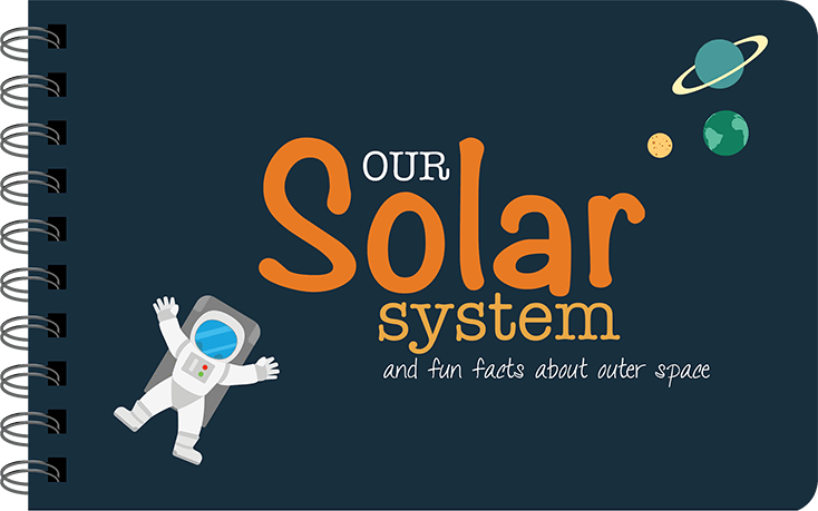Our Solar System: Solar System Book For Kids w/Fun Facts