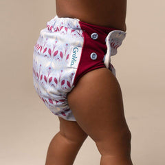 All-in-One (AIO) Cloth Diaper - Waverly