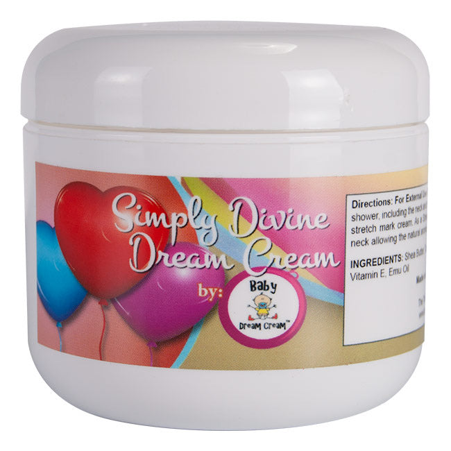 Simply Divine Moisturizing Cream