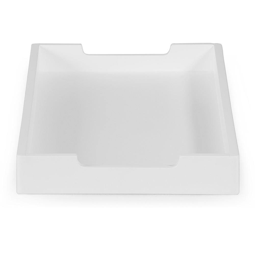 Nesto Changing Table Tray - White
