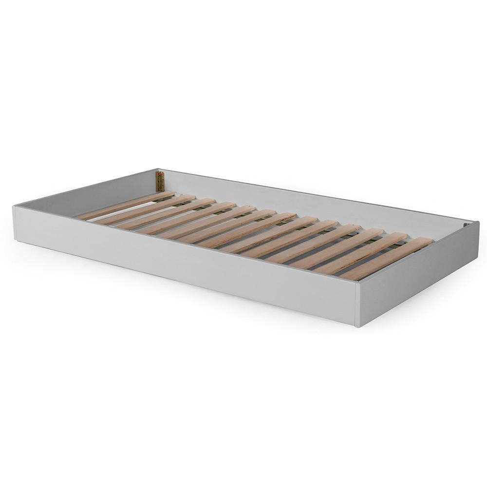 Nesto Trundle Bed - Grey