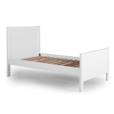 Nesto Twin Bed - White