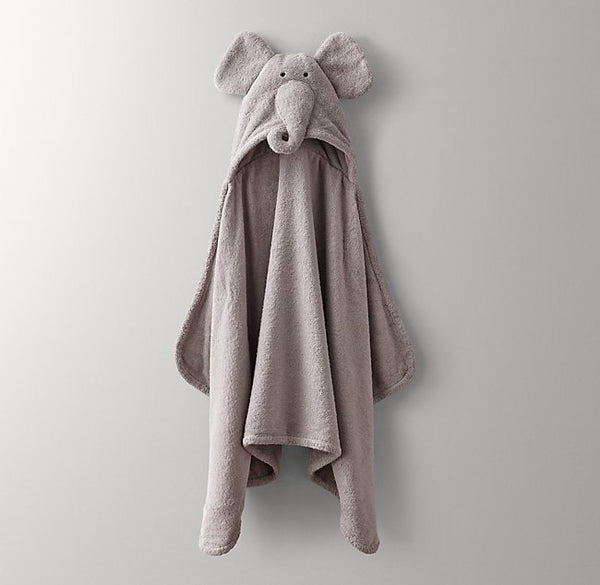 Animal Hooded Towel - Kiwi'z Klozet