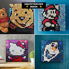 Pix Perfect™ Deluxe Pixel Art Kit