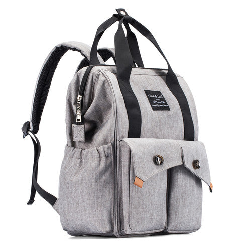 Frank Mully's Rockaway Beach Backpack Diaper Bag