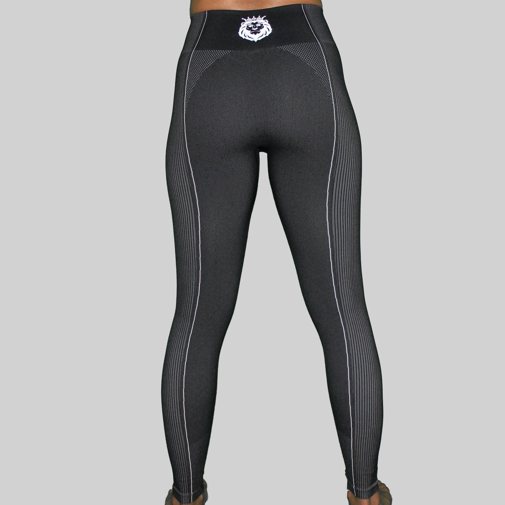 Surge Seamless Leggings - Black