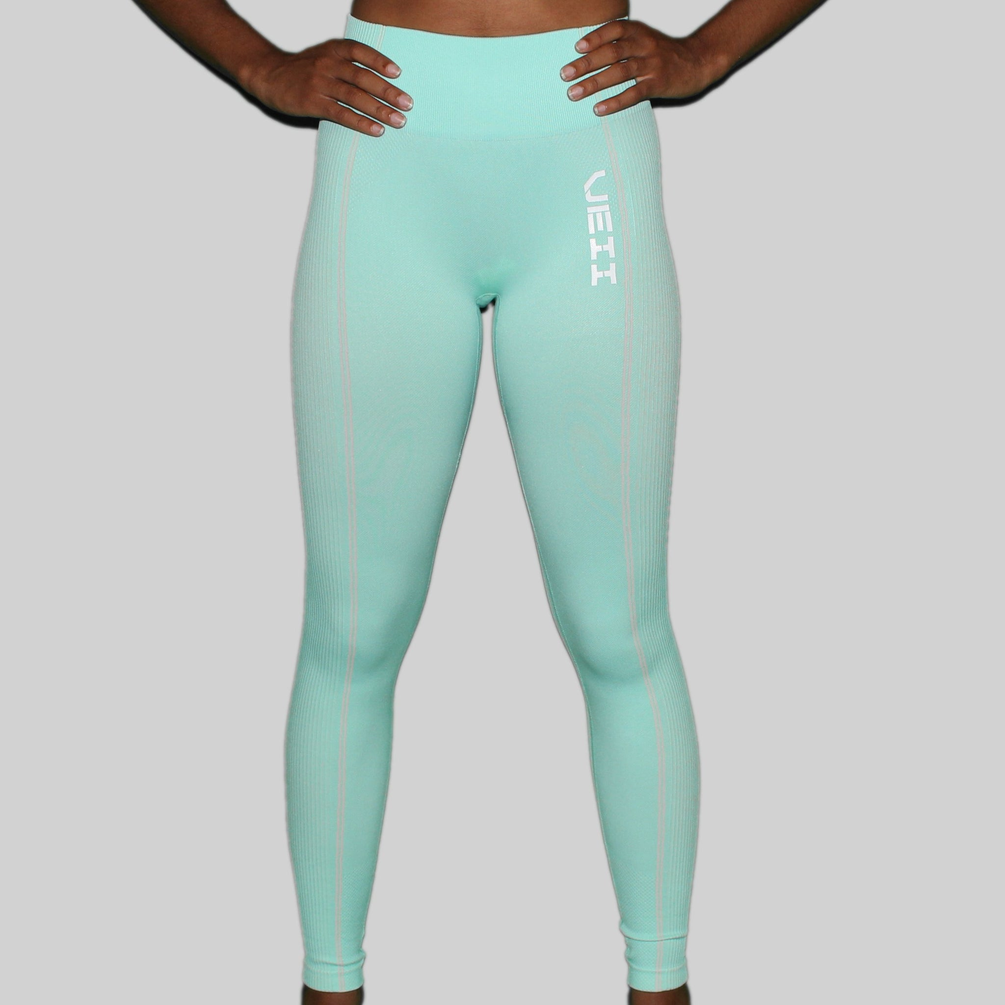 Surge Seamless Leggings - Green