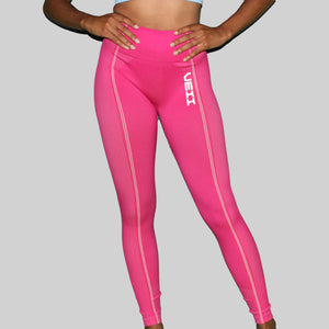 Surge Seamless Leggings - Pink