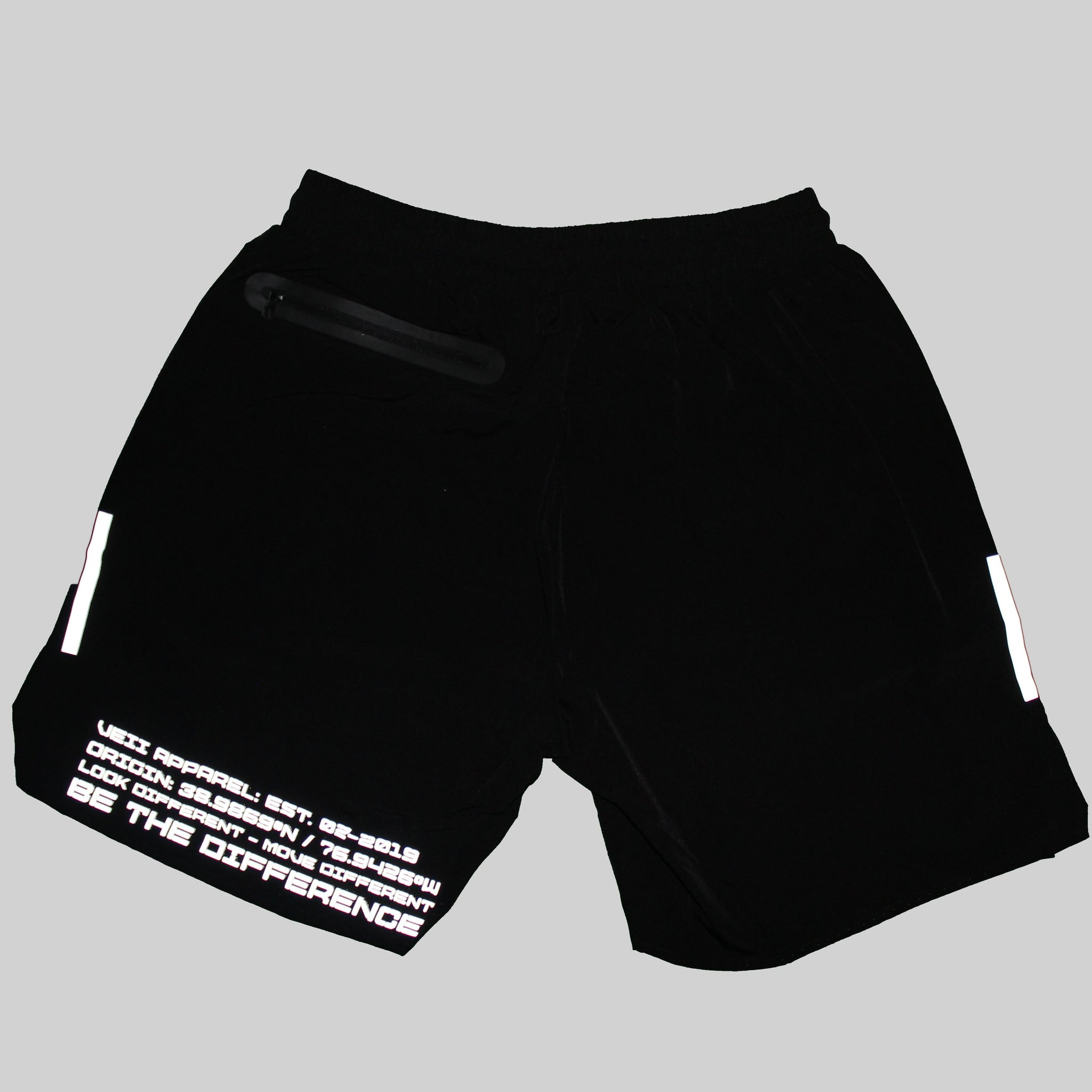 Stealth Shorts V2 - Black