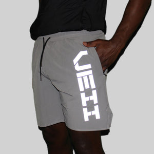 Stealth Shorts V2 - Grey