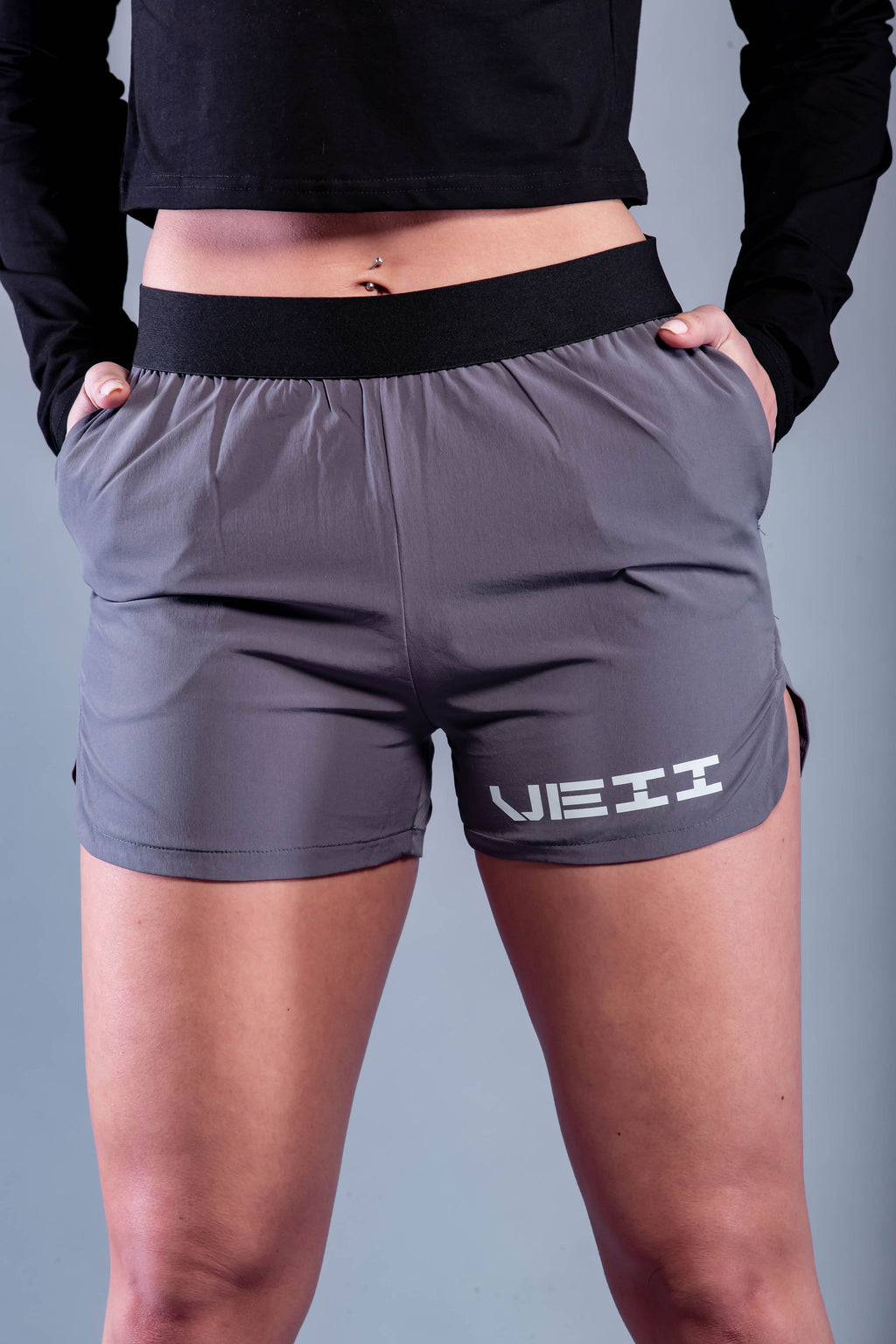Stealth Shorts - Grey