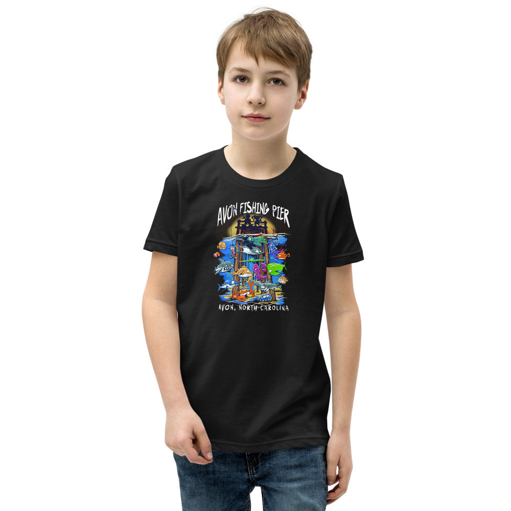 Kids Avon Pier T-Shirt
