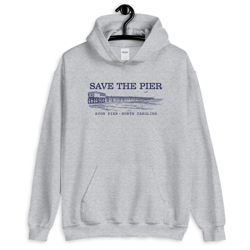 Save The Pier Hoodie