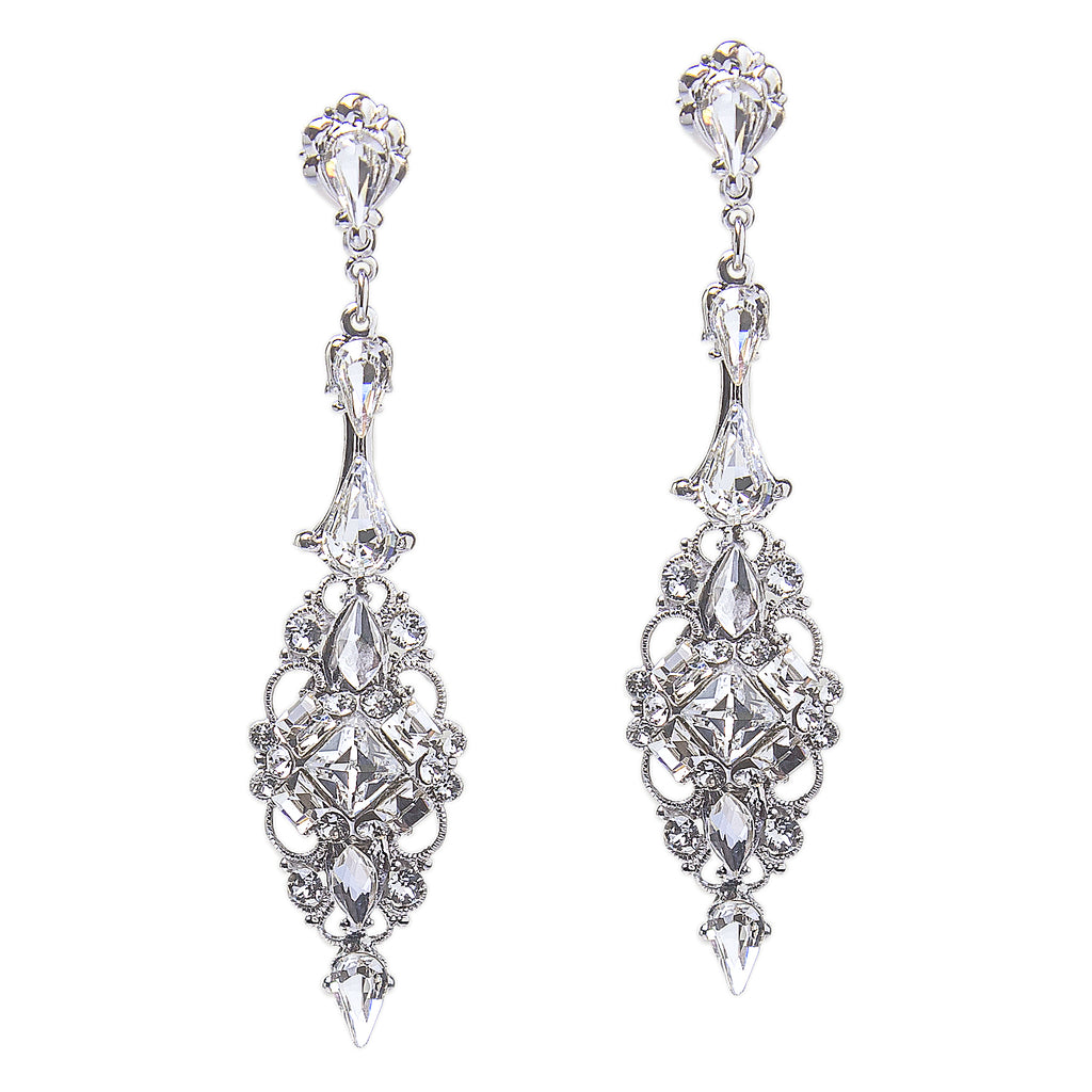 Bacall Earrings - Thomas Knoell Designs