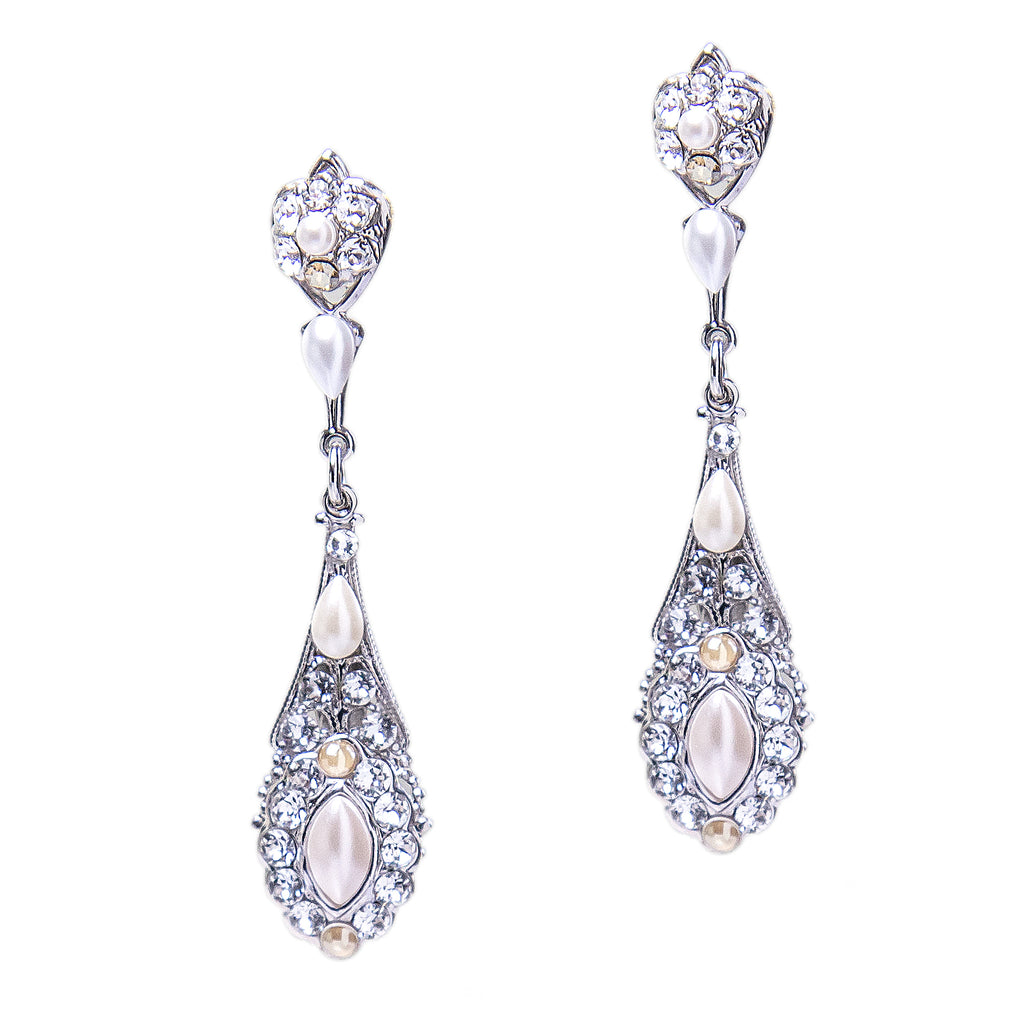 Deborah Earrings - Thomas Knoell Designs