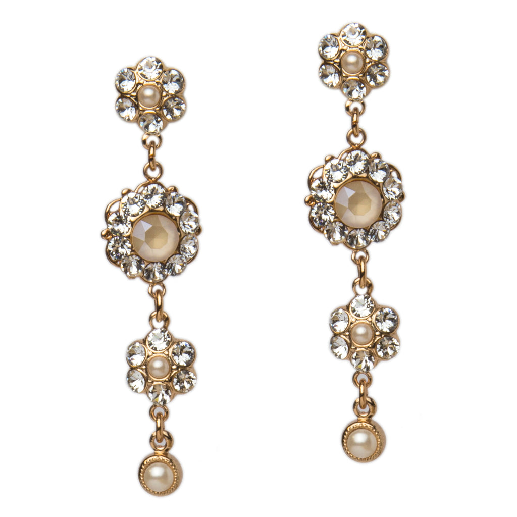 Plume Earrings - Thomas Knoell Designs