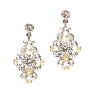 Brielle Small Earrings - Thomas Knoell Designs