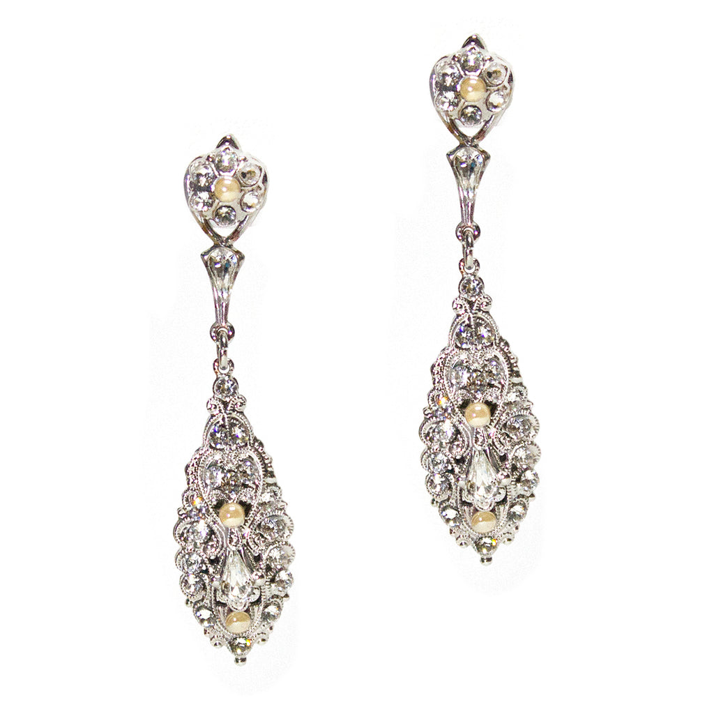 Charlene Earrings - Thomas Knoell Designs