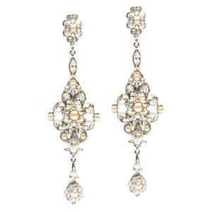 Elizabeth Earrings - Thomas Knoell Designs