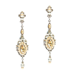 Livia Earrings - Thomas Knoell Designs
