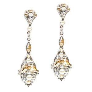 Nayha Earrings - Thomas Knoell Designs