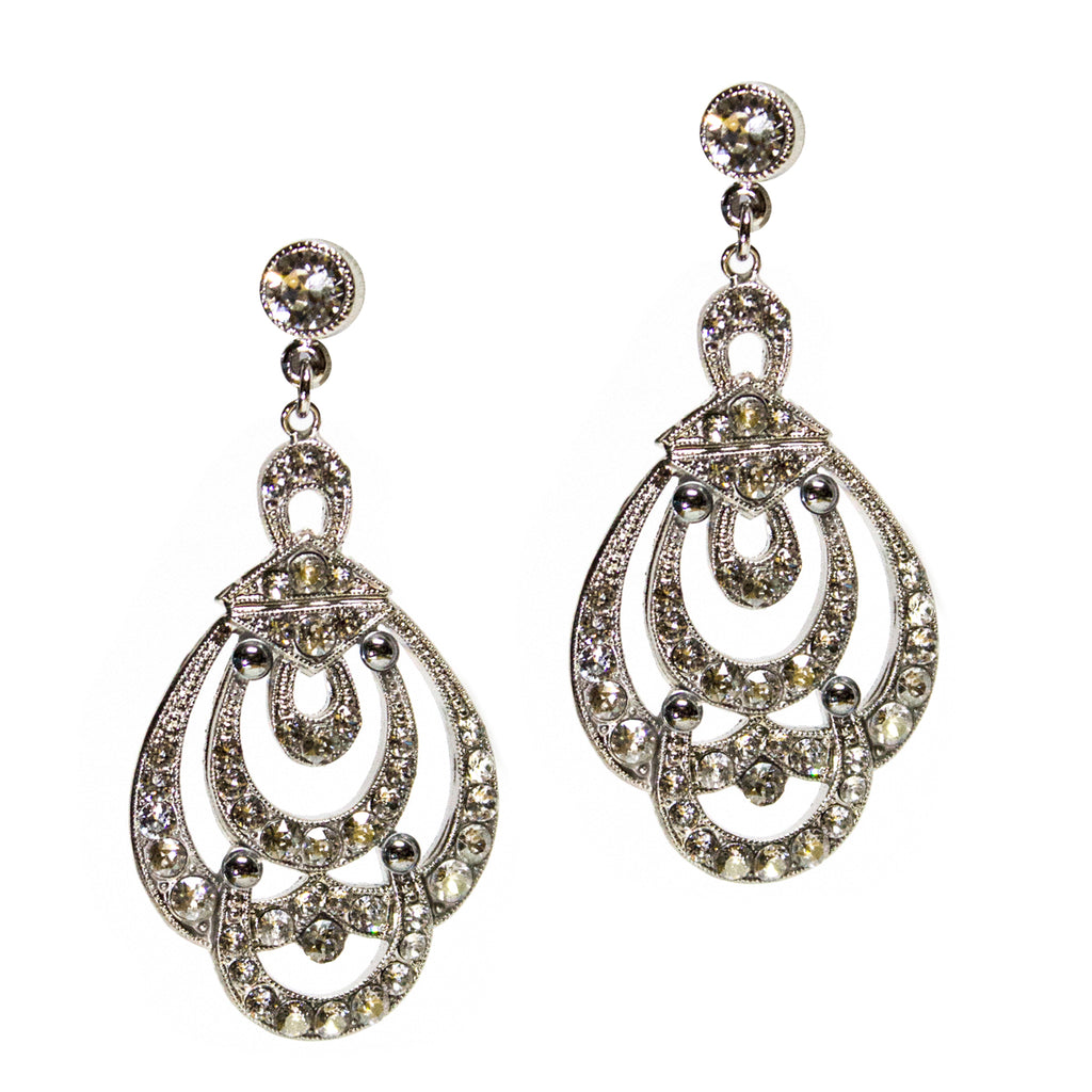 Nevoux Earrings - Thomas Knoell Designs