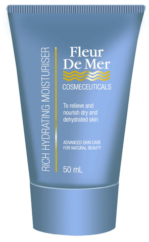 RICH HYDRATING MOISTURISERF or dry, dehydrated and mature skin