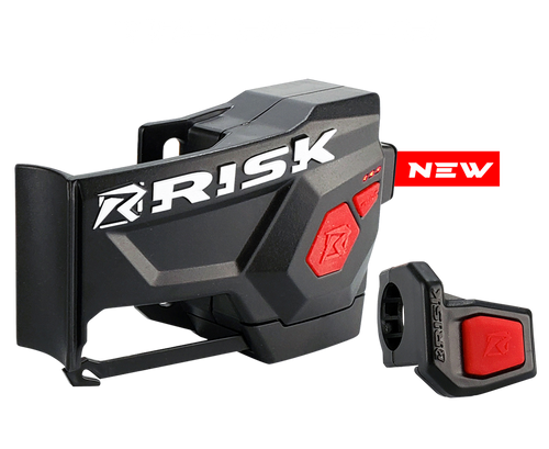 The Ripper - Automated Goggle Roll-Off System | Risk Racing