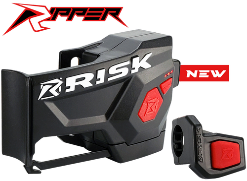 Risk Racing RIPPER - Universal Automated Electronic Goggle Roll-Off System