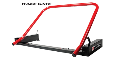 Risk Racing Holeshot Race Gate - Wireless practice starting gate for dirt bikes and ATVs