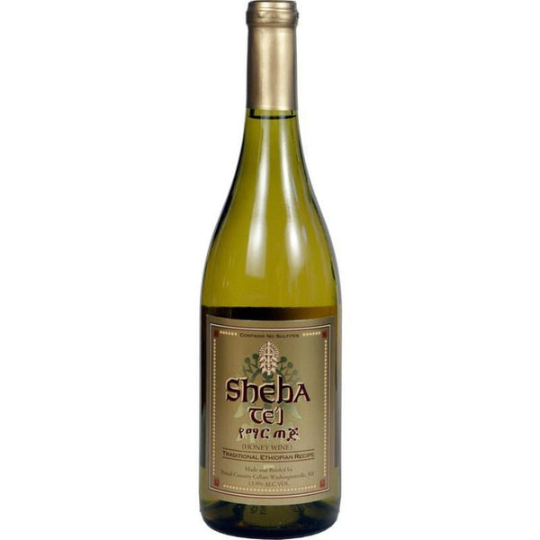 SHEBA TEJ 750ML HONEY WINE
