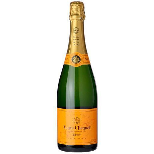 CLICQUOT BRUT yellow lab 750ml