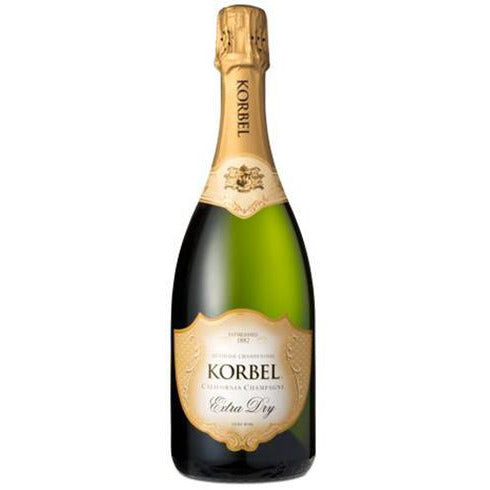 KORBEL BRUT AND DRY BOTH 750ML