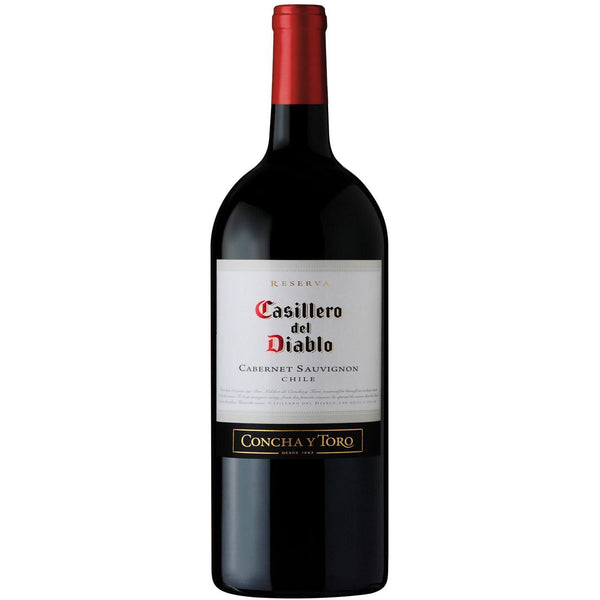 CASILLERO DEL DIABLO CAB 750ML