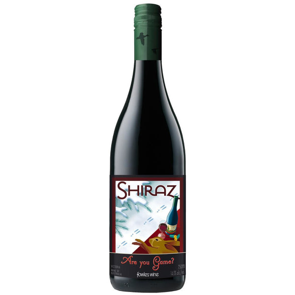 ARE YOU GAME SHIRAZ 750ML