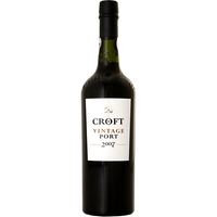 CROFT VINTAGE PORT 07