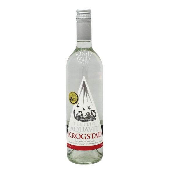 KROGSTAD AQUAVIT FESTLIG 750ML