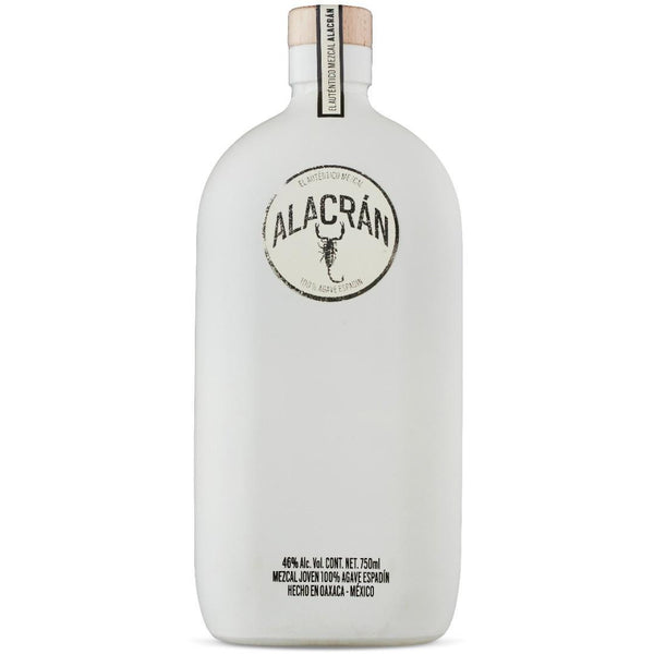 ALACRAN MEZCAL WHITE TEQ 750ML