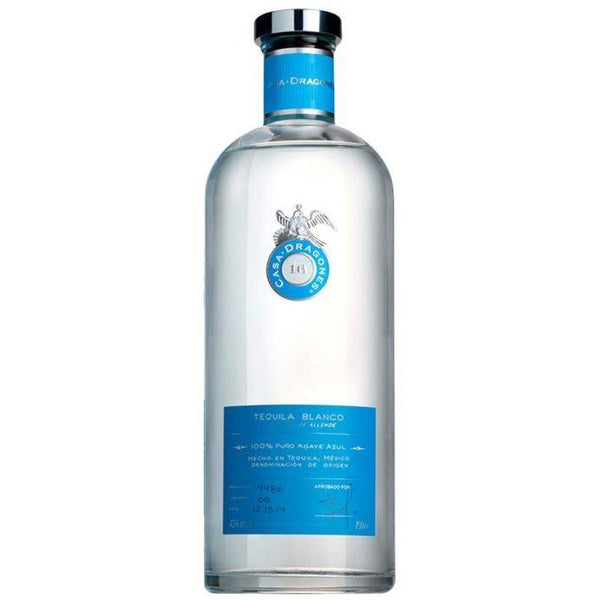 CASA DRAGONES BLANCO TEQ 750ML