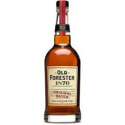 OLD FORESTER 1910 OLD FINE