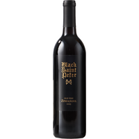 BLACK SAINT PETER OLD VINE ZIN