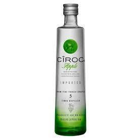 CIROC APPLE VODKA 50ML